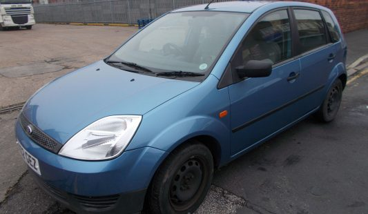 Ford Finesse Blue 1.3 Ltr 5 Door 2002